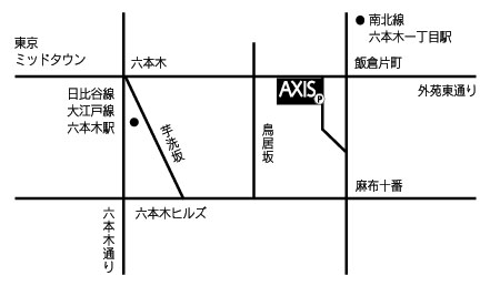 AXIS ACCESS MAP
